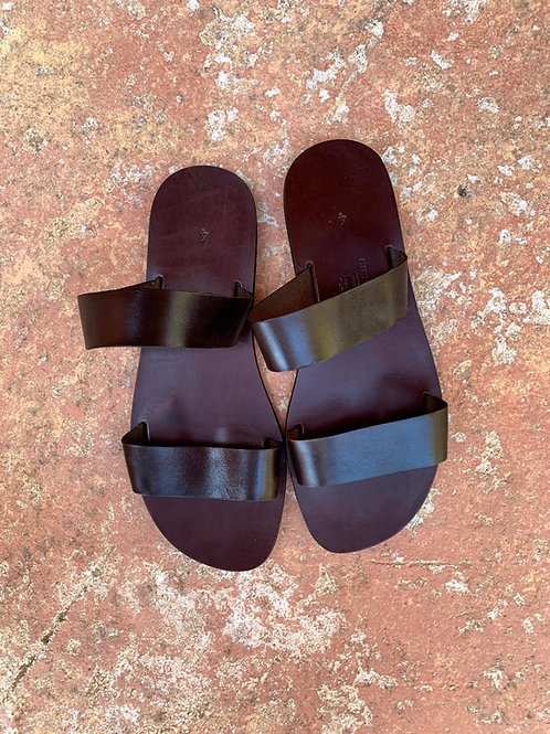"Leather sandals for Men ""ZEUS"""