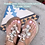 """Thumbnail: Leather Sandals with shells - """"OCEANIDES"""""""