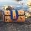 "Thumbnail: Raffia Shoulder Bag, Sand-Beige ""CHLOE"""