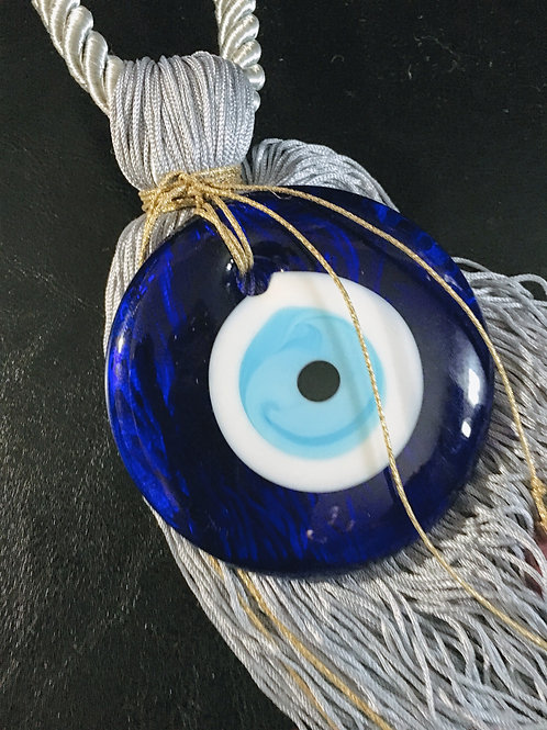 New Year Good Luck desk ornament - Evil Eye