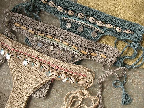 "Handmade crochet Bikini - ""Coco"""
