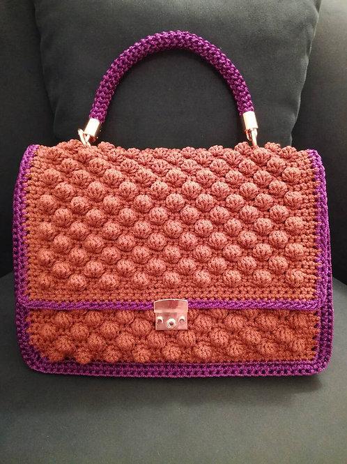Bubbles crochet bag -FRYNI