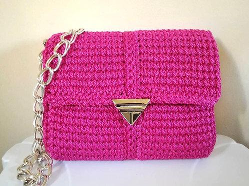 "Hand crafted shoulder bag - ""GAIA"""