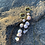 Thumbnail: Genuine Natural Baroque Pearl  Wrapped long Earrings - ARIADNE