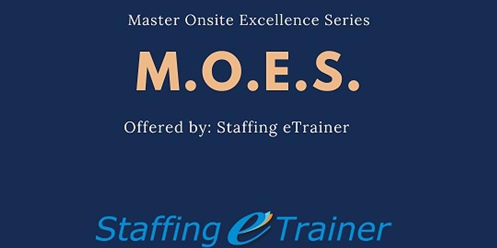 M.O.E.S.  December 6 - December 13