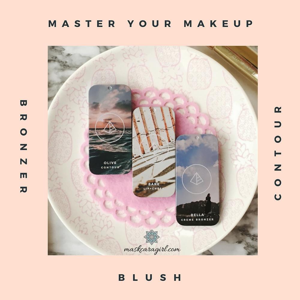 Maskcara Beauty Bronzer, Blush, Contour