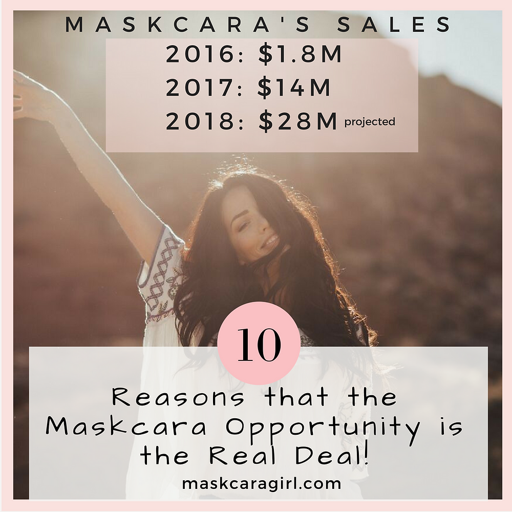 10 Reasons to Join Maskcara Beauty as an Independent Artist