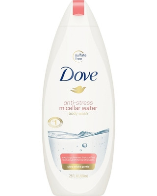 Dove Micellar Anti-Stress Body Wash