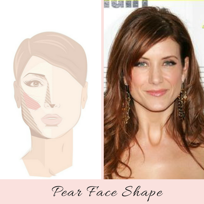 How to Highlight and Contour a Pear Face Shape