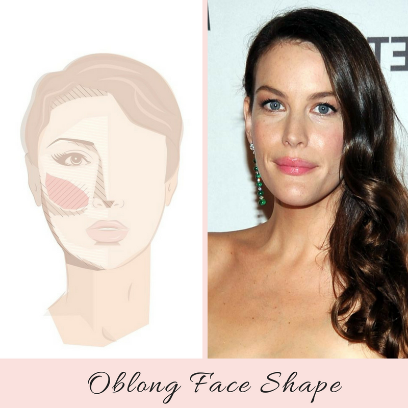 How To Highlight and Contour a Oblong Face Shape