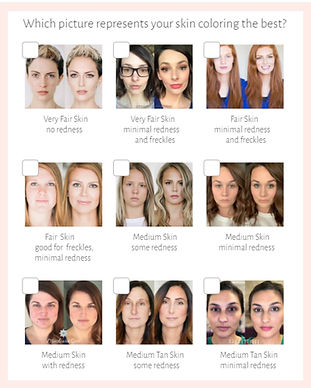 Color Match Quiz, Get Color Matched, Seint Beauty, Maskcara Beauty, Beyond Busy Mom