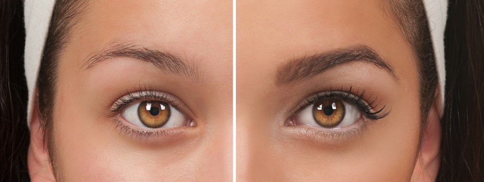 Guide to Natural Looking Eyebrows