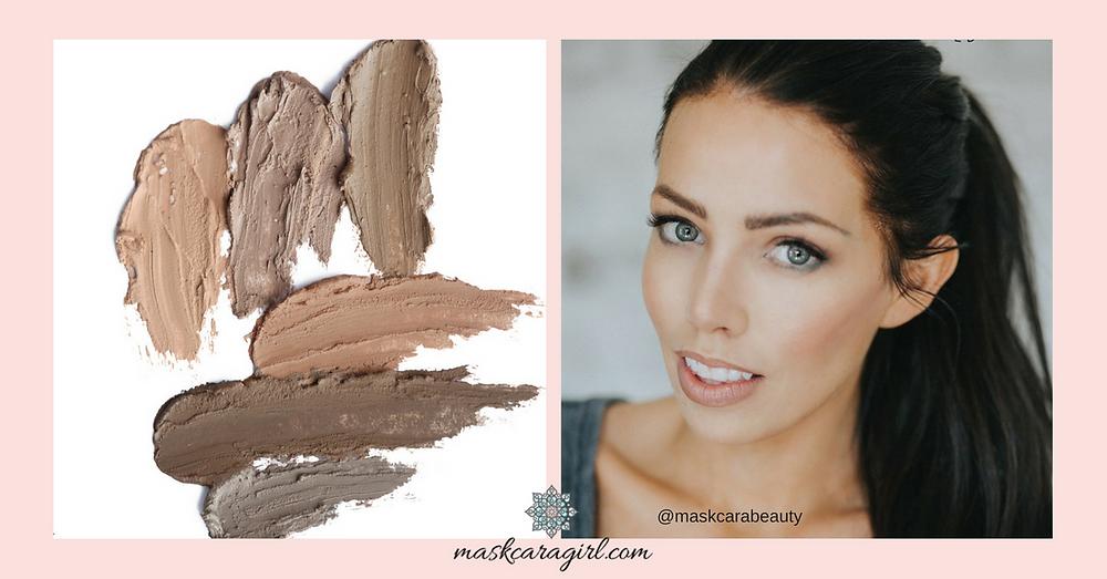 Maskcara Beauty Contour Shades