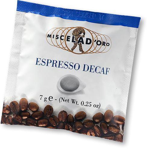 MISCELA D'ORO Decaf Espresso