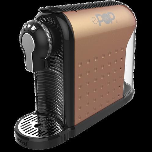 ePOP® COPPER  -  Coffee and Espresso Pod Machine