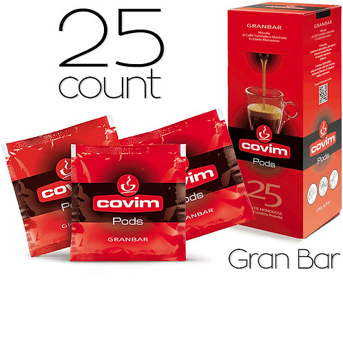 caffeCOVIM - OroCrema Dispenser Box (25 count)
