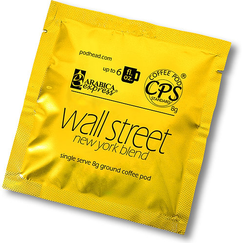WALL STREET - New York Blend