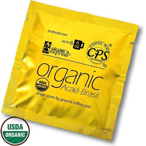 Organic USDA Acaiá - BRASIL (2018 Harvest)
