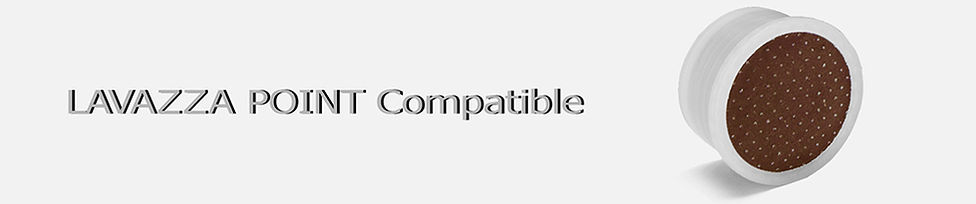LAVAZZA Point Compatible Capsules