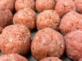 Gina's House made Meatballs