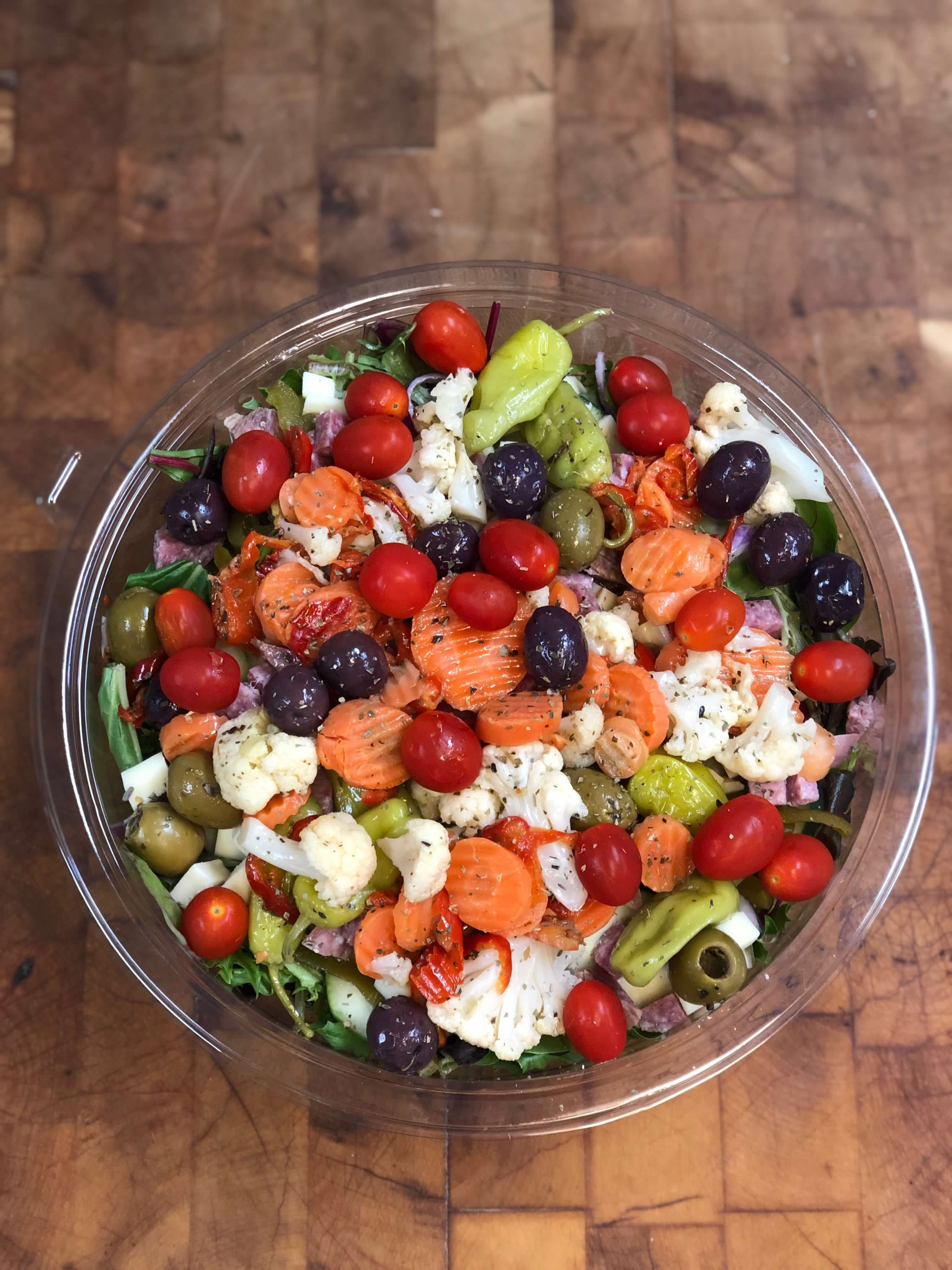 Antipasta Salad