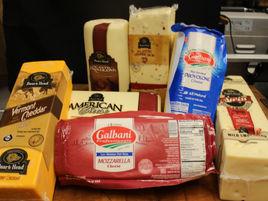 Deli Counter Cheeses