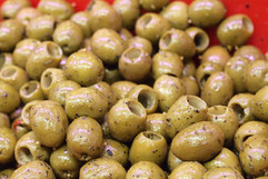 Pitted Sicilian Green Olives
