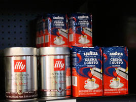 Imported Italian Coffee & Beverages