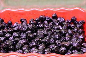 Sicilian Dry Cured Olives