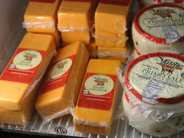 Imported and Domestic Cheeses
