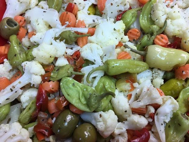 Giardiniera Salad
