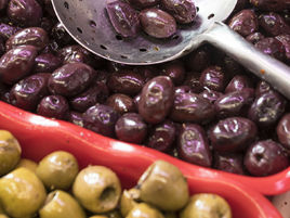Imported Olives
