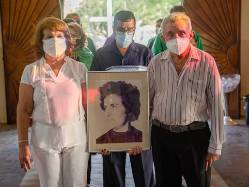 Prefeitura e Câmara Municipal rendem homenagens à escritora Cléa Rezende em Piripiri