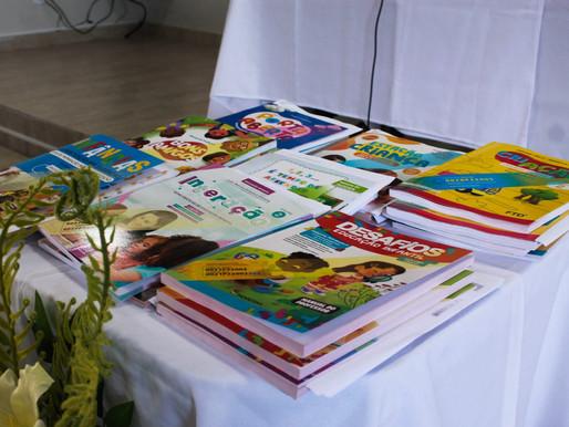 Professores e diretores da SEDUC de Piripiri realizam escolha de novo livro didático