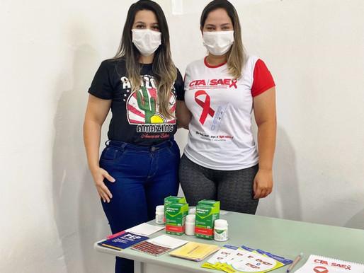 CTA faz parceria com o Hospital Regional Chagas Rodrigues de Piripiri