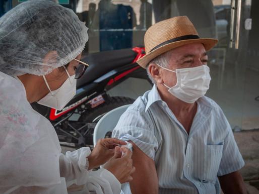 SESAM descentraliza vacinação de grupos de risco em Piripiri