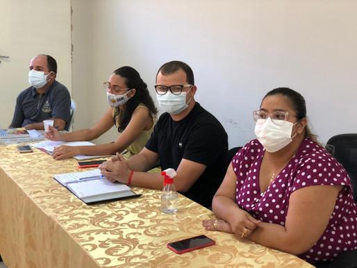 SETAS de Piripiri prepara campanha de Enfrentamento do Trabalho Infantil
