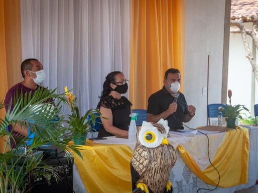 Seduc de Piripiri realiza reunião de formação continuada com diretores de escolas