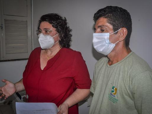 Mais 970 doses de vacina contra Covid-19 chegam a Piripiri.