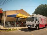 Outubro Rosa: Prefeitura de Piripiri já realizou mais de 500 exames de mamografia