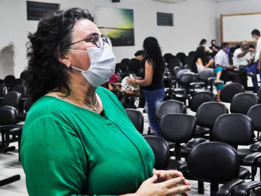 Arraiá da Vacinação imuniza grupos prioritários em Piripiri na segunda etapa realizada pela SESAM