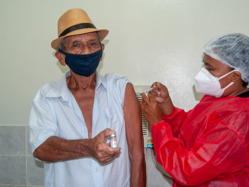 SESAM agiliza vacinação de grupos de risco pelos PSFs em Piripiri