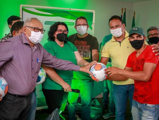 Super Copa de Piripiri vai premiar com R$ 7 mil os campeões de futebol masculino e feminino