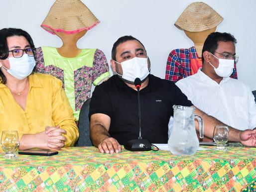 Festival Piripiri Junina lançado pela Prefeitura inova com formato Drive-in