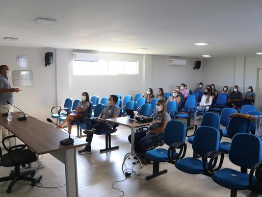CAPs AD promove saúde mental por meio de palestras em Piripiri