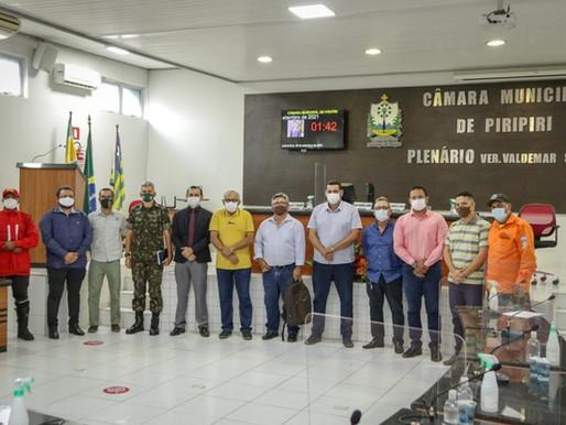 SEMAD realiza audiência pública sobre Queimadas e Incêndios na Câmara Municipal