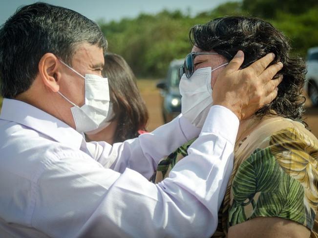 Prefeita anuncia início da obra de revitalização da Av. Aderson Ferreira em Piripiri