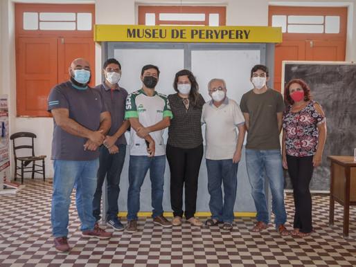 Museu de Pery Pery será reaberto no dia 6 de outubro