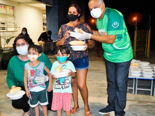 Prefeitura de Piripiri realiza primeira edição do programa Piripiri Alimenta