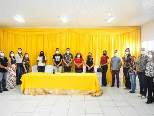 Prefeitura dá posse ao novo Conselho Municipal dos Direitos da Criança e do Adolescente em Piripiri